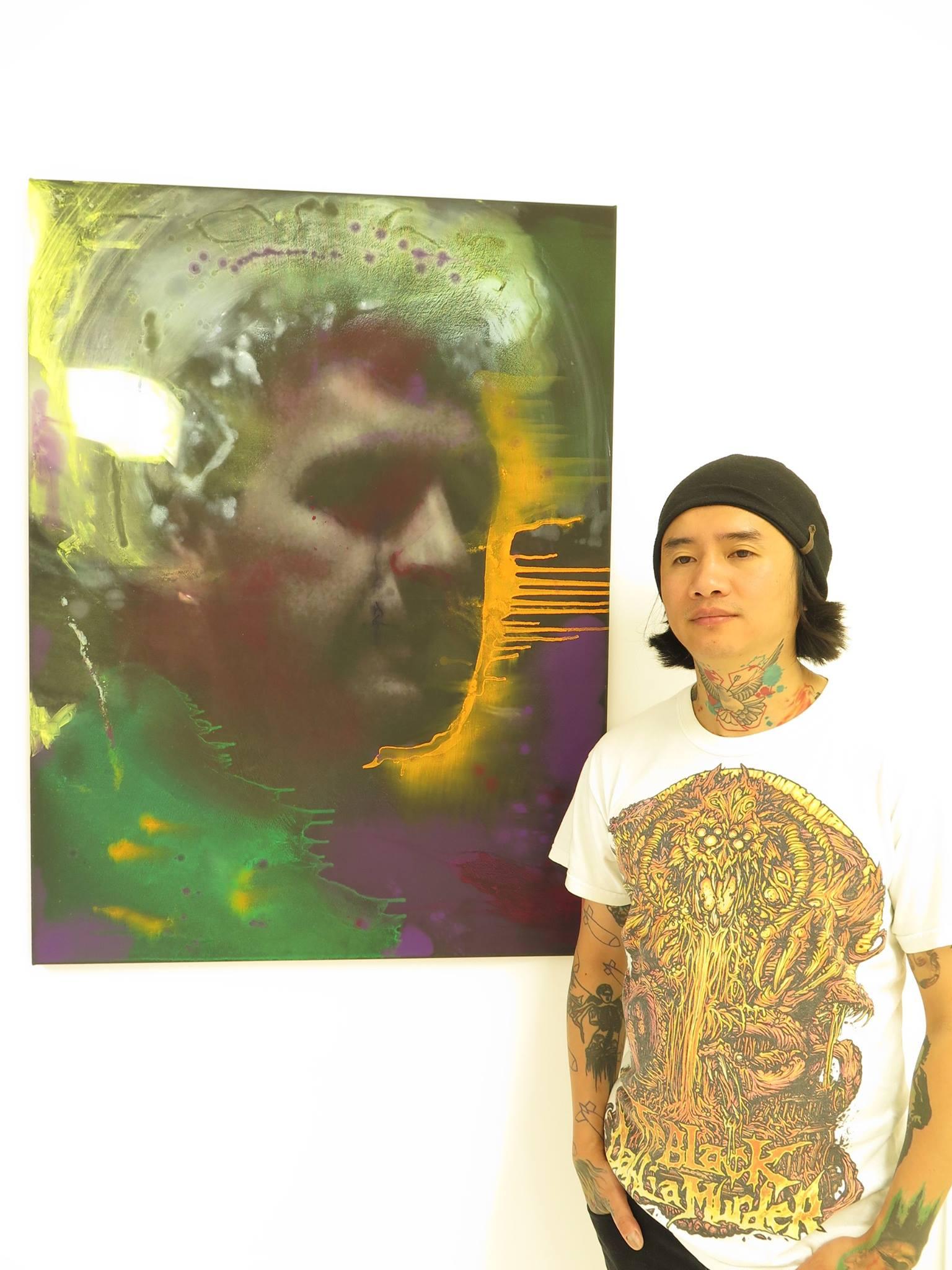 Thai Ho Pham – Galerie Anna25