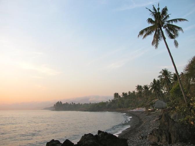 Strand auf Bali. Foto: Good morning world