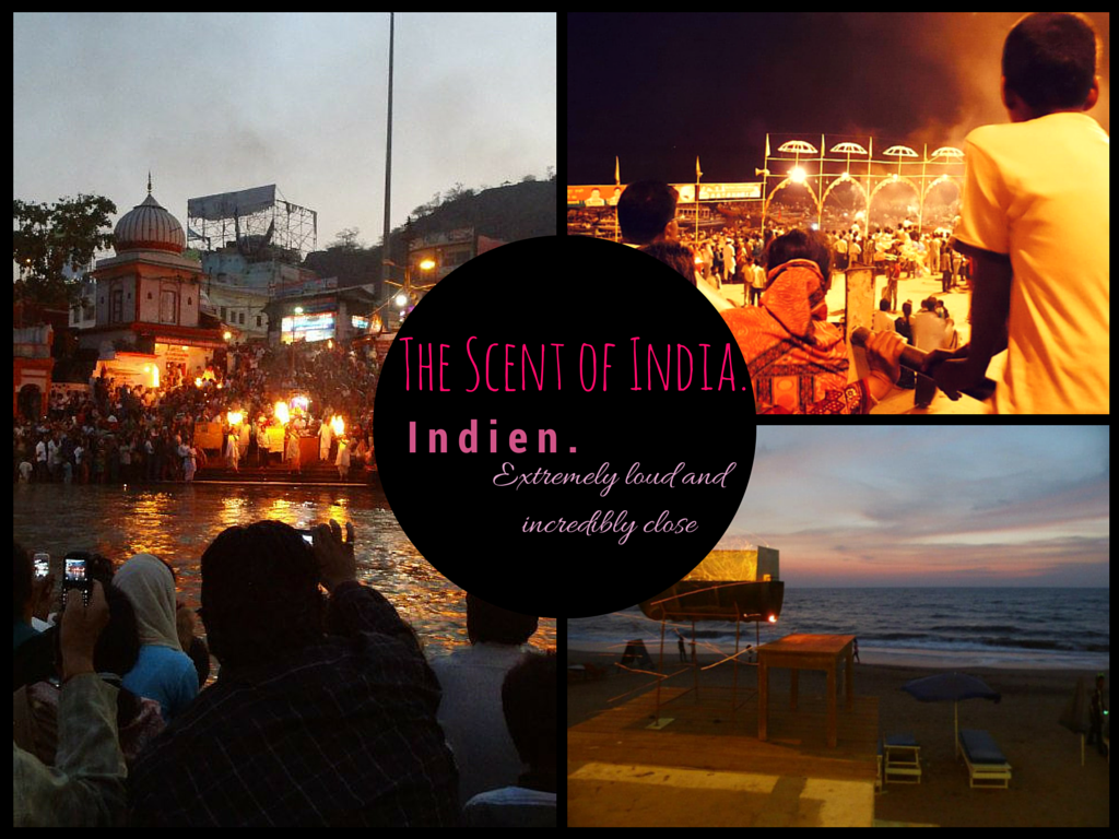 The Scent of India. So riecht Indien.