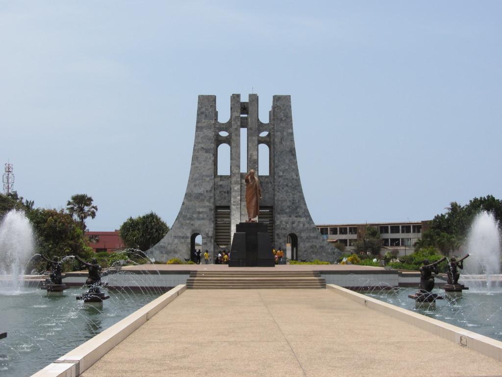Kwame_Nkrumah_Memorial_Parc_Accra_Ghana
