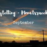 Storytelling-Monatsrückblick September