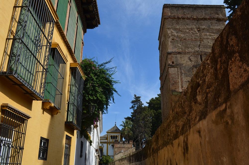 Santa Cruz: Das alte jüdische Viertel lockt mit kleinen Gassen