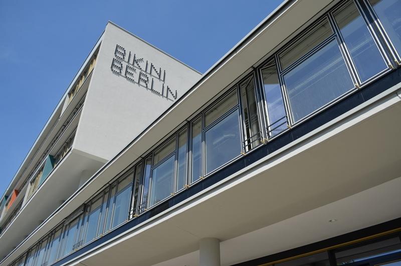 Dachterrassen in Berlin: Bikini Berlin