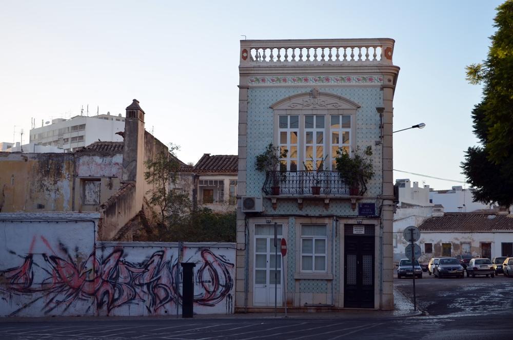 Urbane Kontraste. Foto: Schattauer/Bezirzt