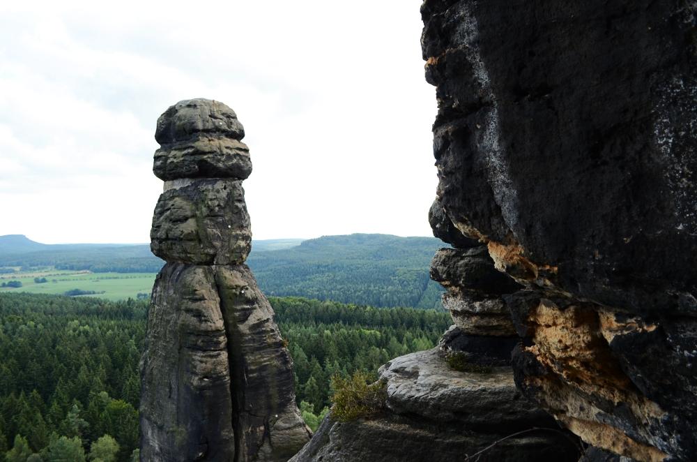 Die Barbarine. Sieht für mich nicht unbedingt nach Jungfrau aus... Foto: Julia Schattauer