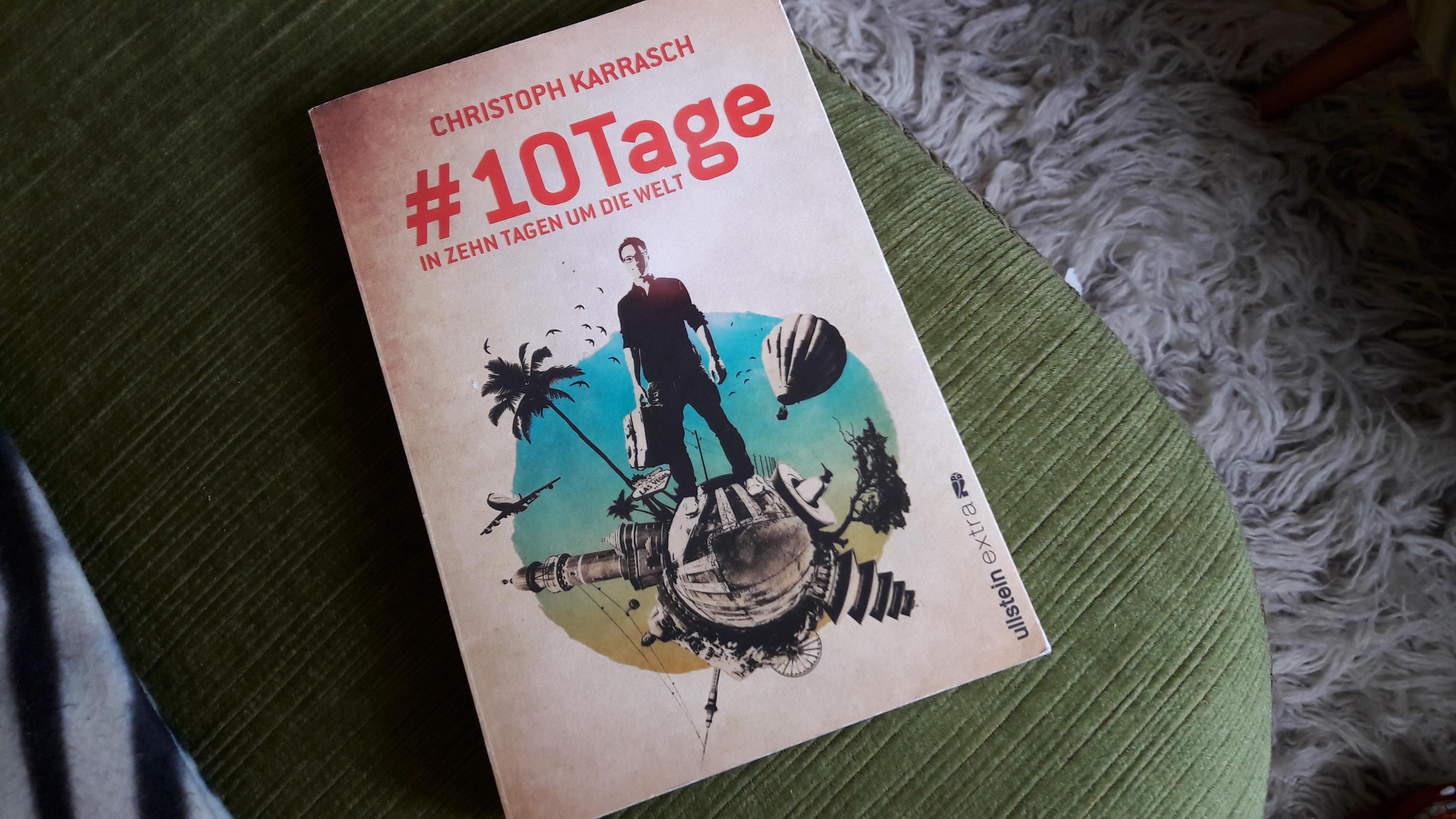 Gewinnspiel: #10Tage: In zehn Tagen um die Welt