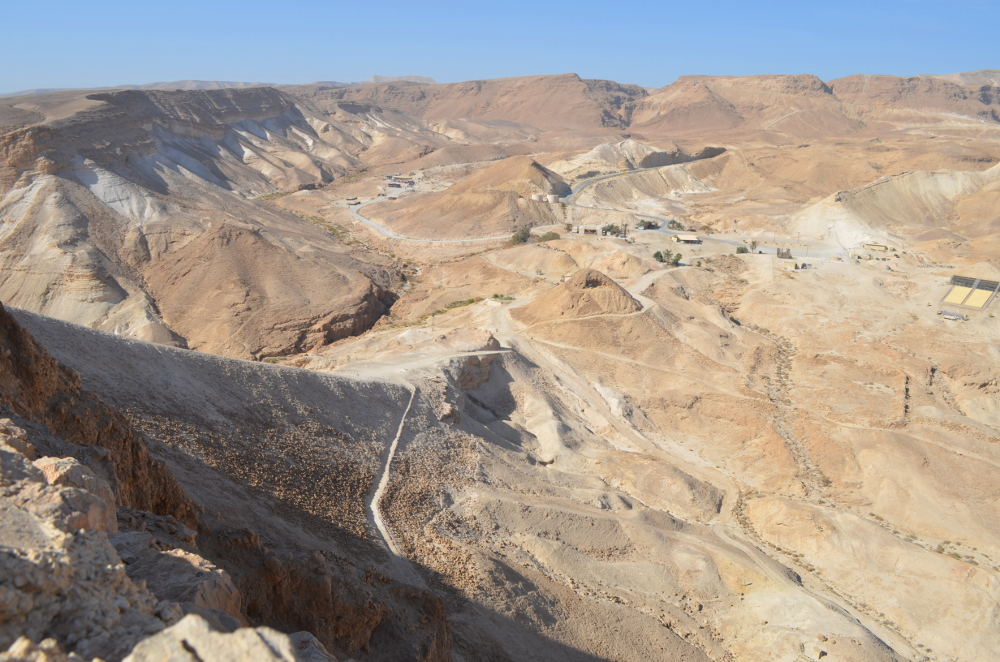 Masada Tagestour