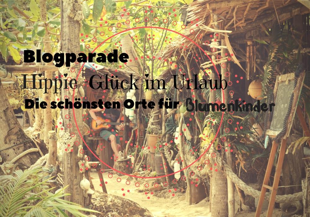 Blogparade Hippie