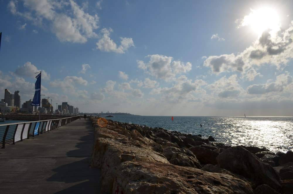 Tel Aviv Strände