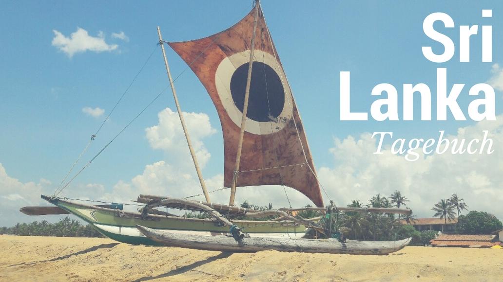 Sri Lanka Tagebuch