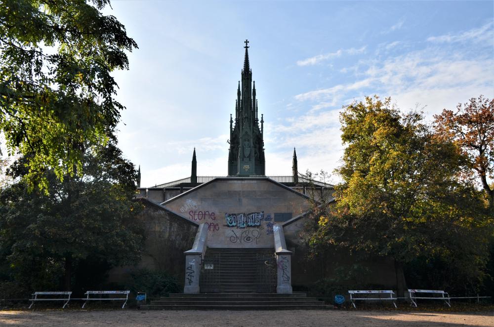 Versteckte Orte, kleine Anekdoten: Berlin Sightseeing - Bezirzt