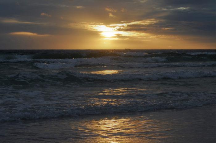 Koh Rong Sonnenuntergang
