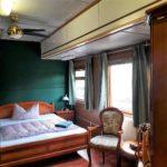 Eine Nacht in der Transsibirischen Eisenbahn: Das Schlafwagenhotel im Bahnhof Rehagen
