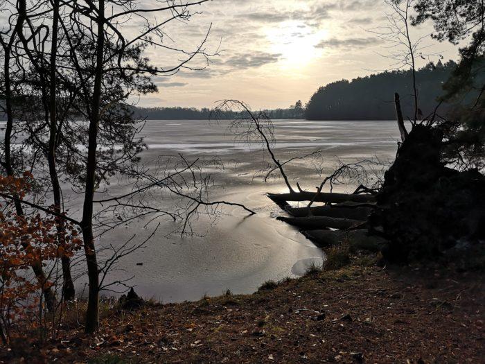 Wurlsee im Winter