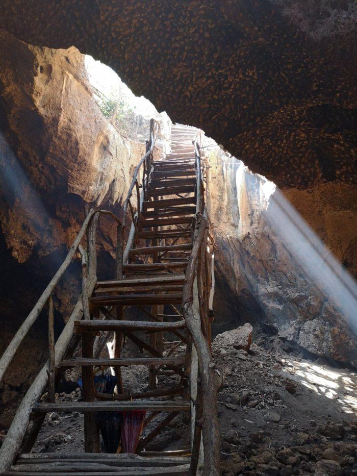 Bat Cave Lombok