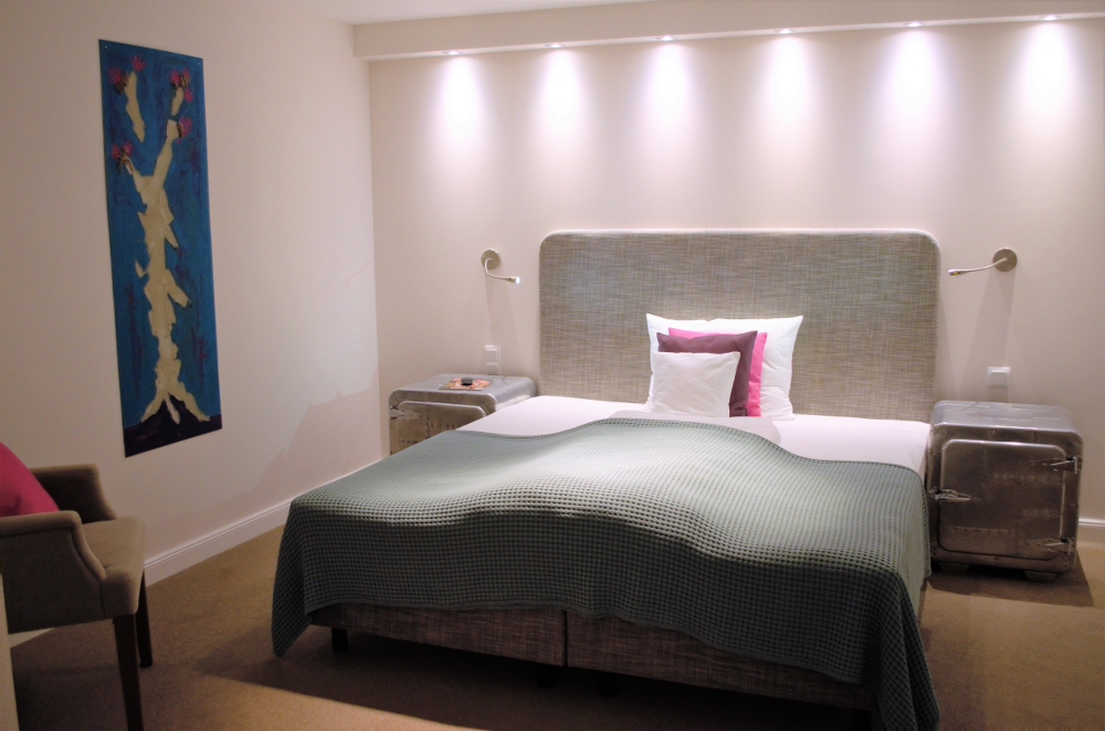 Westerland Villa 54° Nord: Schlafzimmer
