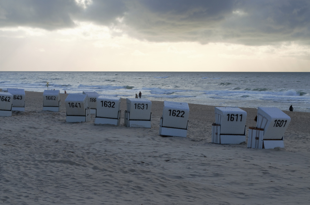 Westerland strand