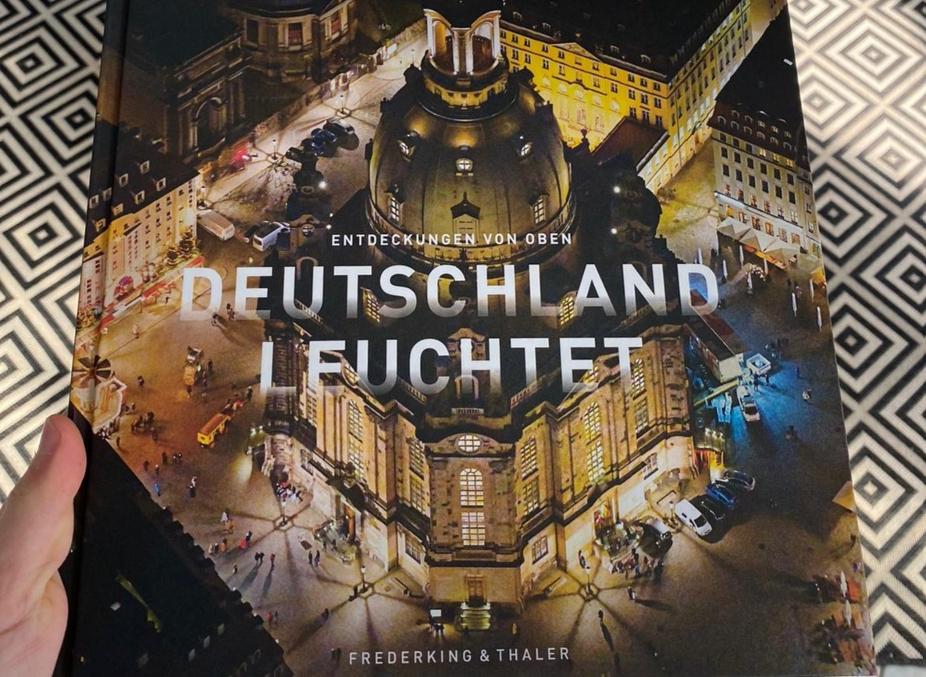 Robert Grahn: Deutschland leuchtet