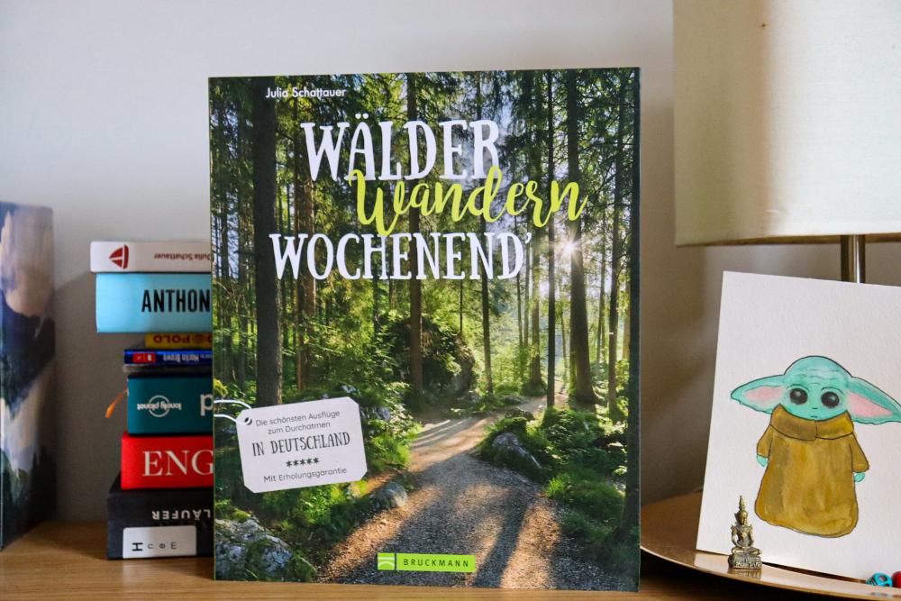 Wälder, Wandern, Wochenend Julia Schattauer Wälder in Deutschland